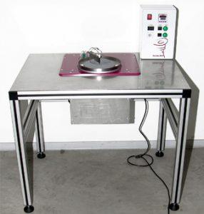 Vortex 800 con tavolo